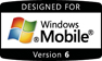 Designed for Windows Mobile 6